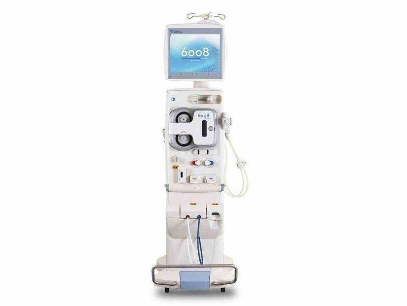 Апарат для гемодіалізу 6008 від Fresenius Medical Care