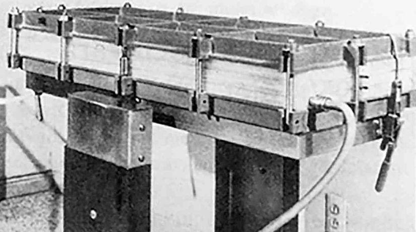 Рання модель діалізатора Kiil