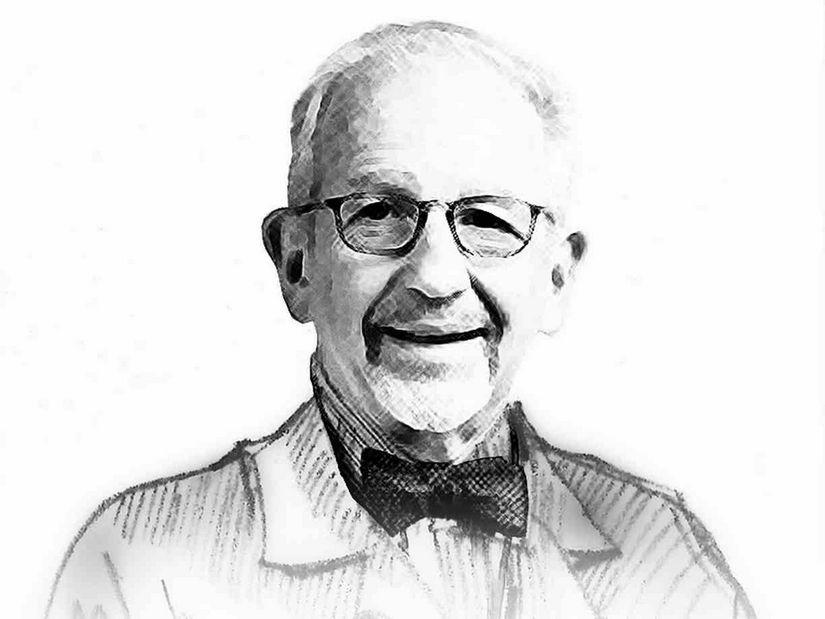 Белдінг Х. Скрібнер (1921–2003 р.р.)